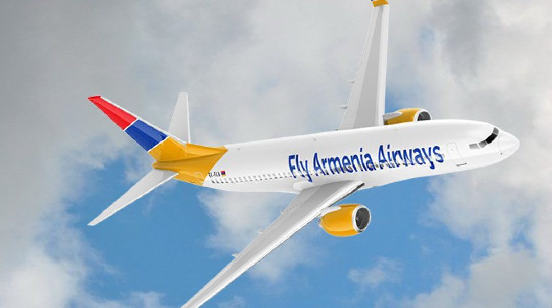 Welcome to Fly Armenia Airways